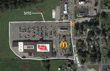 Retail Space For Lease, Salem, IN
